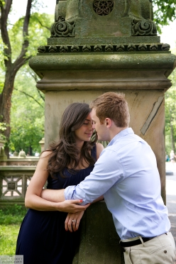 Lehigh Valley Wedding Photographer Armen Elliott Central Park Engagement Session