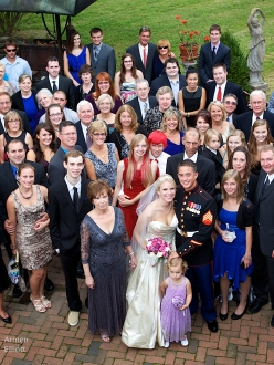 Lehigh Valley wedding couple