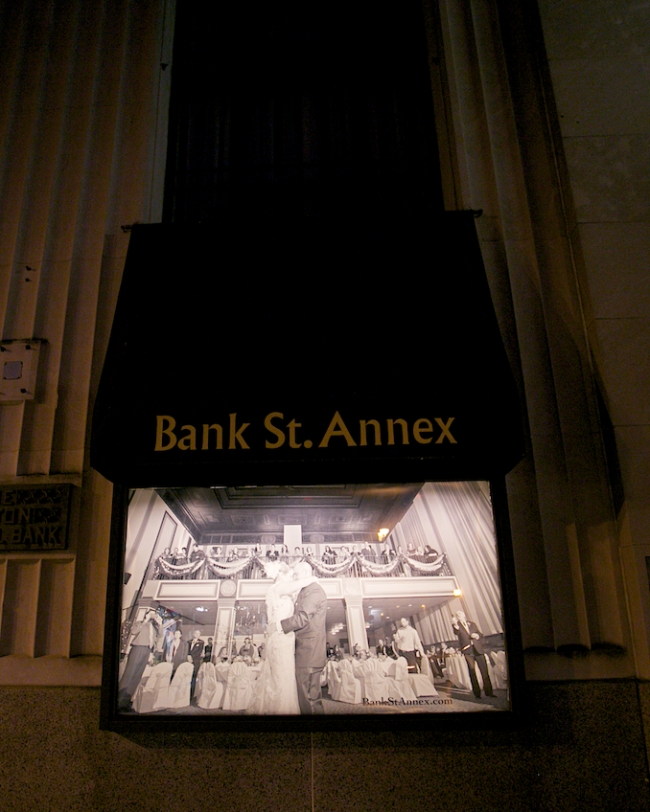 Bank Street Annex Wedding image by Armen Elliott Photograpy