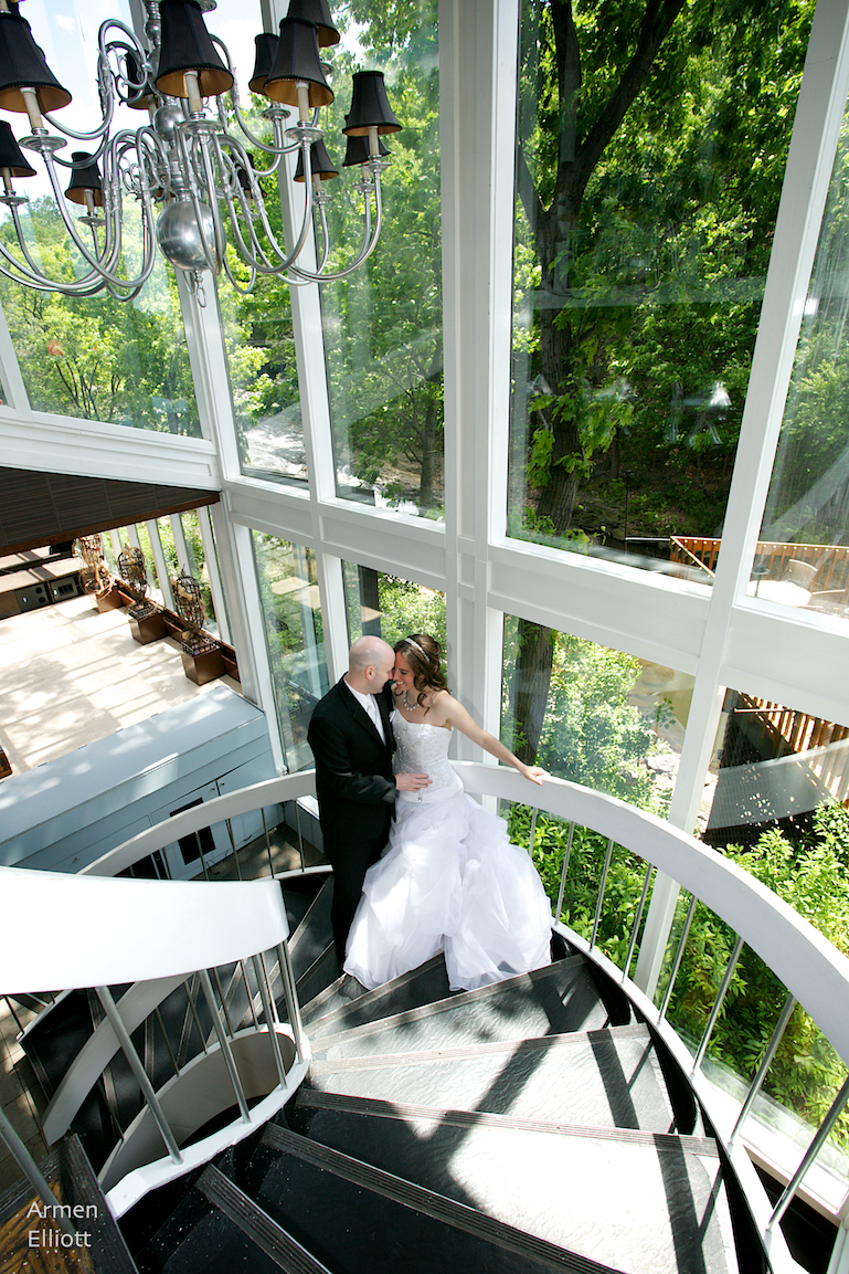 Lehigh Valley Wedding Photographer Armen Elliott at The Woodlands Inn