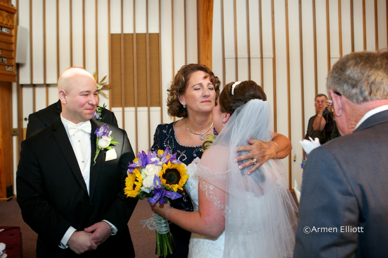 St John's Lutheran Church Wedding