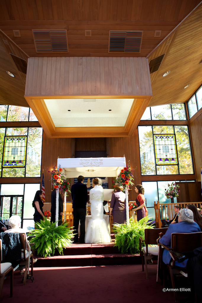Brith Sholom Wedding photography by Armen Elliott