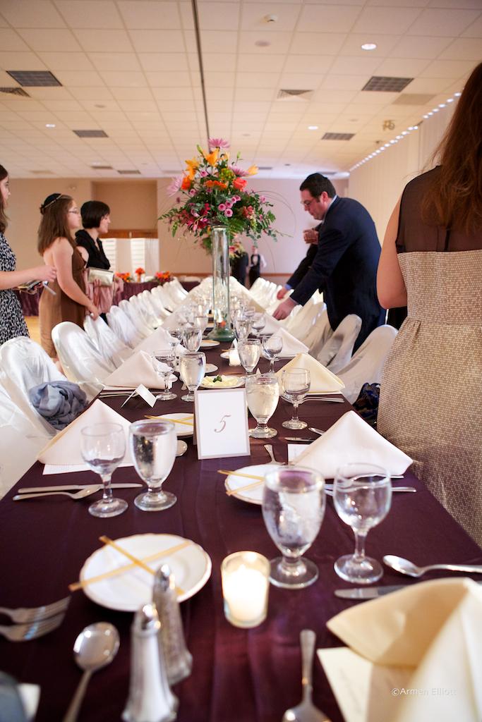 Brith Sholom Wedding reception photography by Armen Elliott