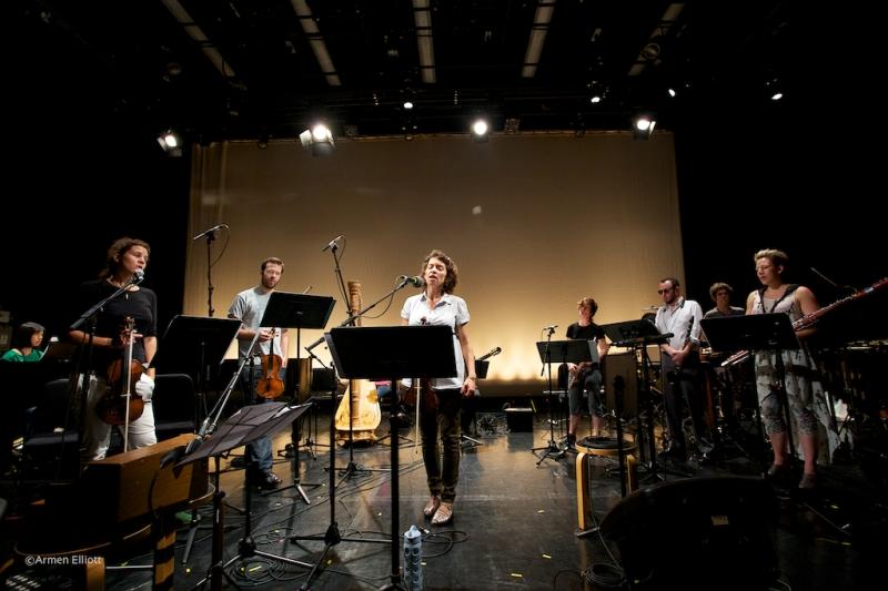 Carla Kihlstedt, Mostly Mozart Festival, Lincoln Center 2013