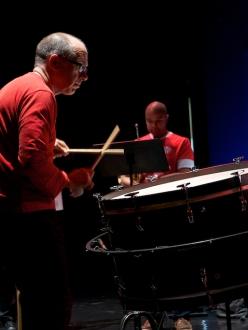 Steven Schick, Mostly Mozart 2013