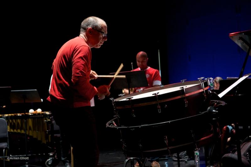 Steven Schick, Lincoln Center Mostly Mozart Festival 2013