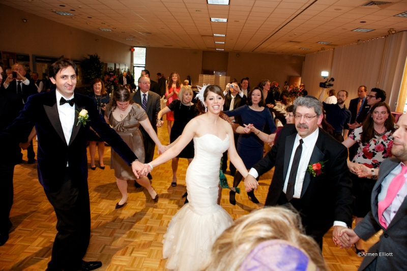 Wedding at Brith Sholom by Armen Elliott Photography