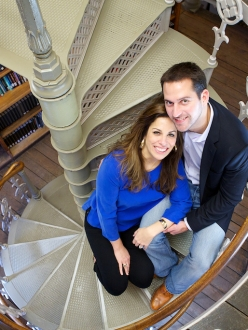 Engagement session by Armen Elliott Photography