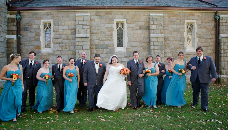 Egner Chapel wedding