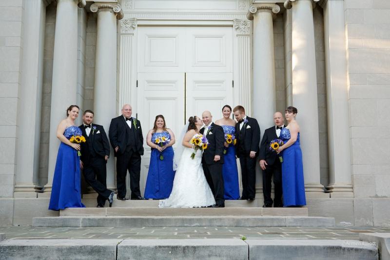 Amy & Ethan's Bank Street Annex Wedding