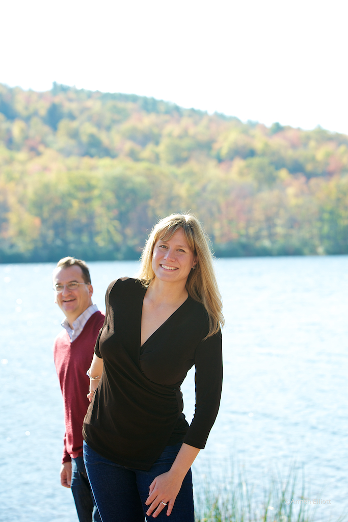 Pocono engagement photography by Armen Elliott