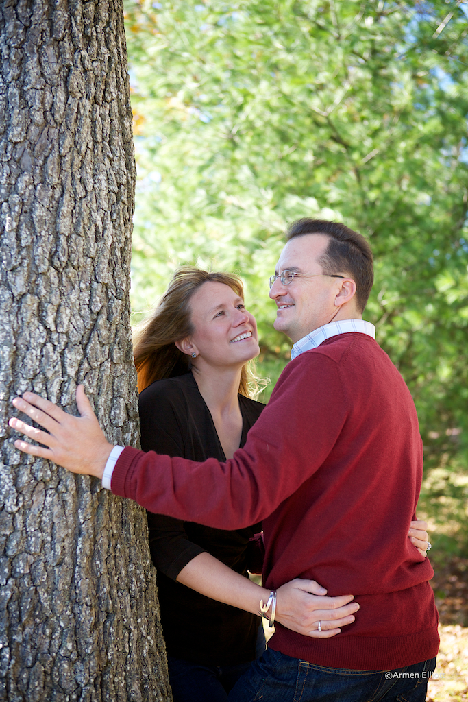 Pocono engagement session by Armen Elliott Photography