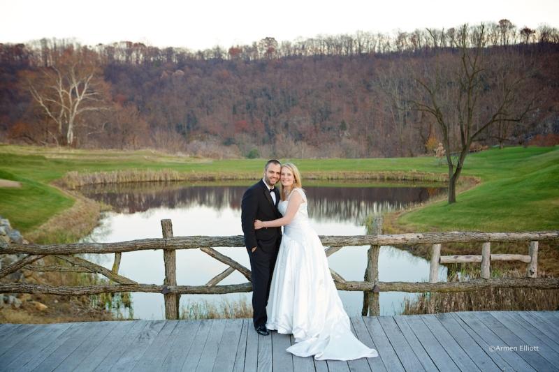 Riverview Wedding by Armen Elliott