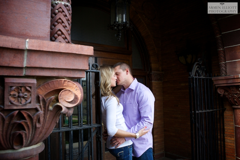 Lehigh Valley engagement photo session by Armen Elliott