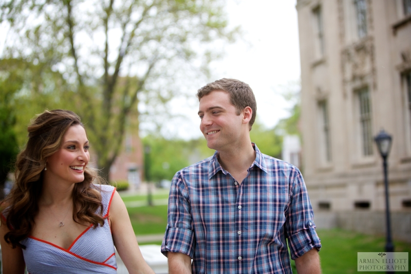 Easton PA Engagement Session Photography