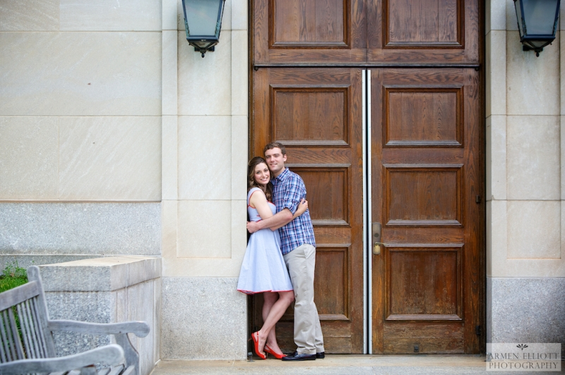 Lehigh Valley engagement session photos