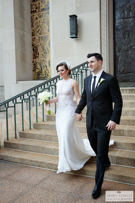 Armenian-wedding-couple-St-Vartan-Cathedral-NYC