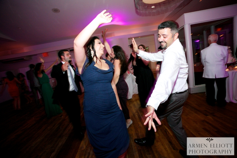 Armenian-wedding-reception-dancing-Battery-Park-Gardens