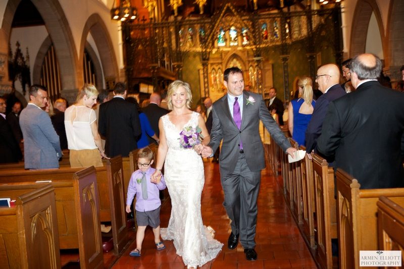 Wedding renewal photo at Cathedral Church of the Nativity by Armen Elliott Photography