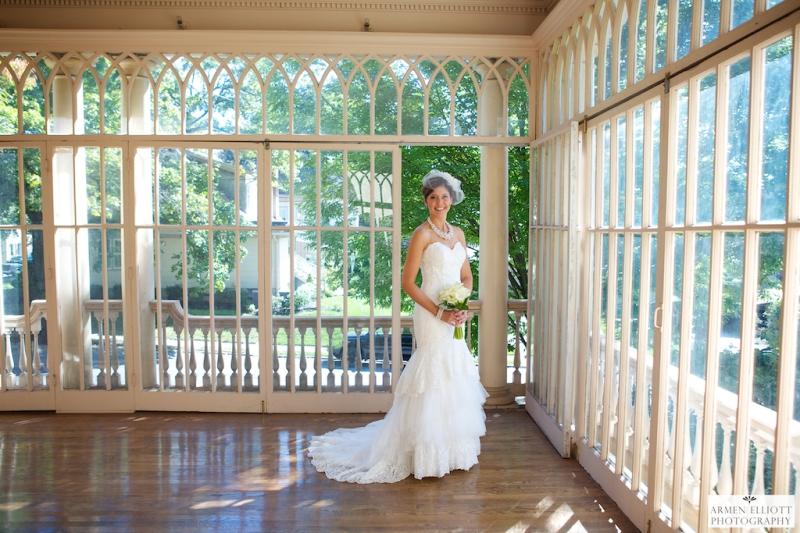 Lehigh Valley Wedding Portrait by Armen Elliott Photography