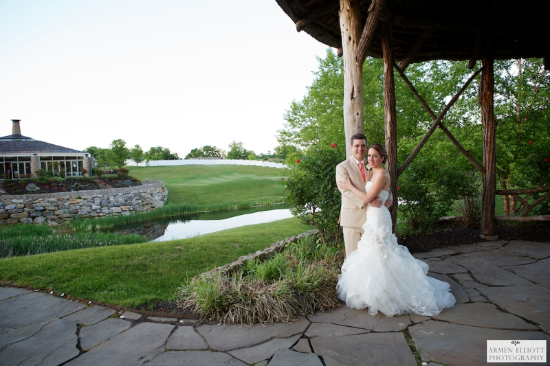 Riverview Country Club wedding reception photography by Armen Elliott