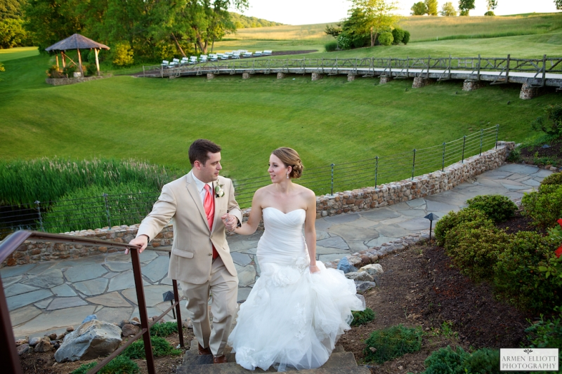 Riverview Country Club wedding photo by Armen Elliott Photography