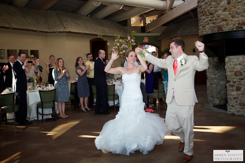Riverview Country Club wedding photo by Armen Elliott