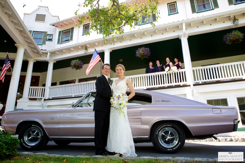Wedding at Shawnee Inn by Armen Elliott Photography