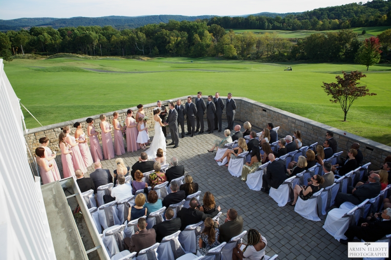 Wedding at The Club at Morgan Hill by Armen Elliott