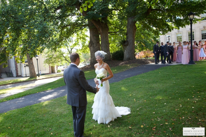 Lehigh Valley wedding photo by Armen Elliott