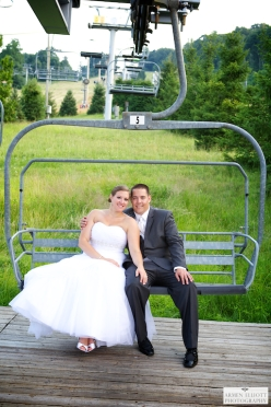 Bear Creek Resort Wedding photo by Armen Elliott