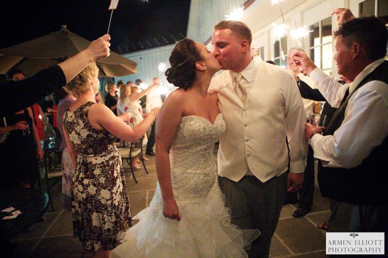 Wedding at La Massaria Bella Vista by Armen Elliott Photography