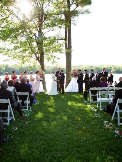 Woodloch wedding in the Pocono Mountains