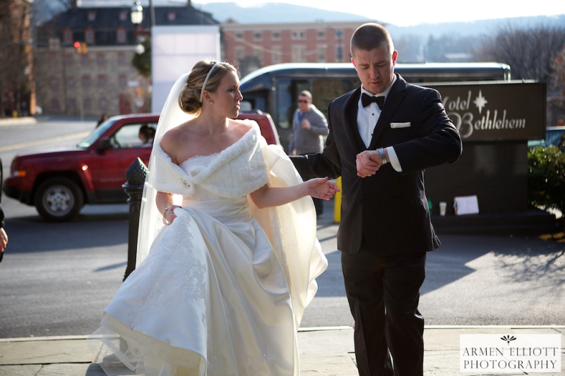 Lehigh Valley wedding photographer Armen Elliott