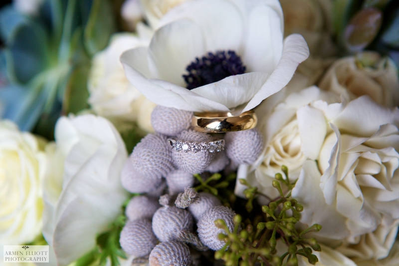 Lehigh Valley Wedding Photographer Armen Elliott and Flowers by Allium Design