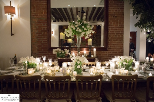 NYC Armenian wedding reception at Almayass Restaurant by Armen Elliott Photography