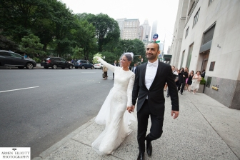 NYC wedding photos St Illuminators Apostolic Church by Armen Elliott Photography