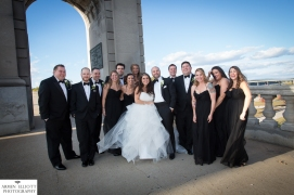 Westmoreland Club wedding photography in Wilkes-Barre by Armen Elliott