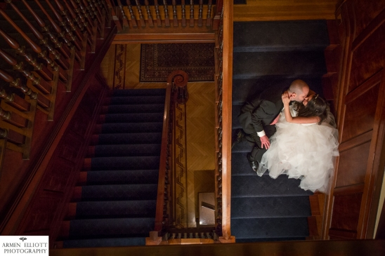 Westmoreland Club wedding photography by Armen Elliott