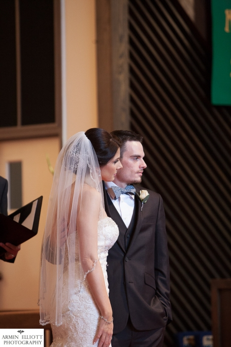 Messiah Evangelical Lutheran Church wedding©Armen Elliott Photography