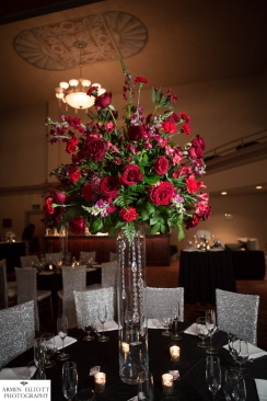 State Theatre Wedding, Pondeleks Florist©Armen Elliott Photography
