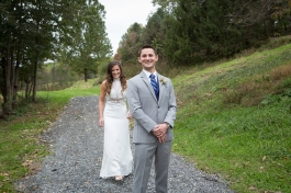 Glasbern Inn Wedding First Look _Armen_Elliott_Photography