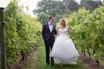 Monterre Vineyards Wedding